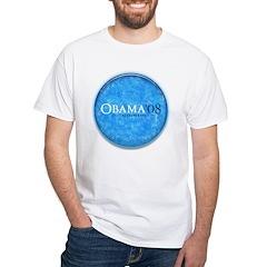 Obama '08 White T-Shirt