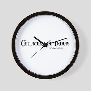 Cartagena Wall Clock