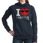 I LOVE LOBSTER Sweatshirt
