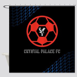 Crystal Palace Fc Shower Curtain