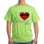 I LOVE BOSTON.png T-Shirt