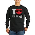 I LOVE NEW ENGLAND Long Sleeve T-Shirt