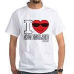 I LOVE NEW ENGLAND T-Shirt