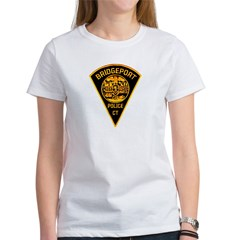 Bridgeport Police Women's T-Shirt