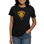 Bridgeport Police Women's Dark T-Shirt
