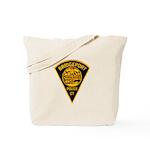 Bridgeport Police Tote Bag