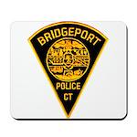 Bridgeport Police Mousepad
