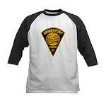 Bridgeport Police Kids Baseball Jersey