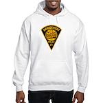 Bridgeport Police Hooded Sweatshirt