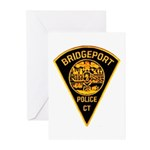 Bridgeport Police Greeting Cards (Pk of 20)