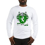 Home Family Crest Long Sleeve T-Shirt