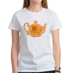 Tea is Hot! Women's T-Shirt