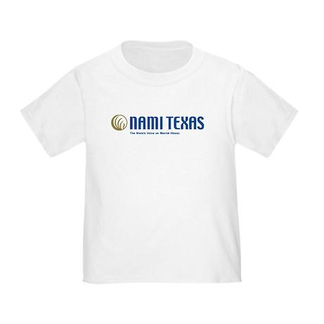 NAMI Texas Toddler T-Shirt