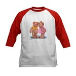 Teddy Love Kids Baseball Jersey