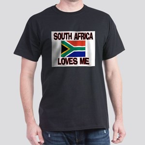 South Africa Loves Me Dark T-Shirt