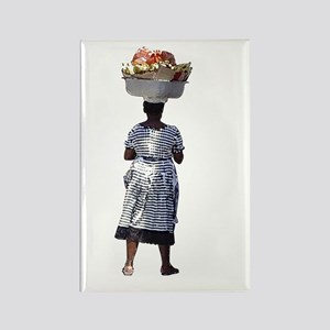 Palenquera Rectangle Magnet (10 pack)