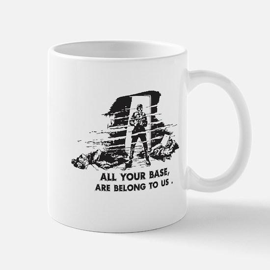 Unique Sub zero Mug
