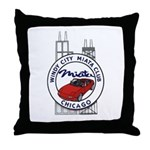 WCMC Throw Pillow