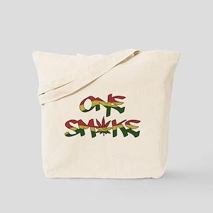 One Smoke Tote Bag