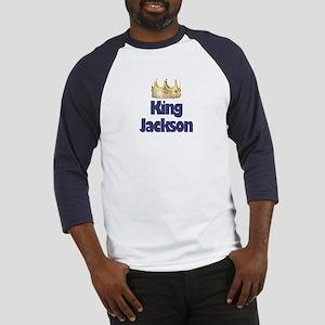 King Jackson Baseball Jersey