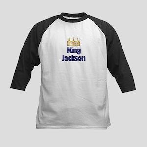 King Jackson Kids Baseball Jersey