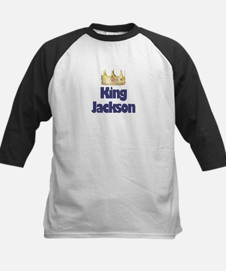 King Jackson Kids Baseball Jersey