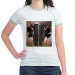 Road Rage Jr. Ringer T-Shirt