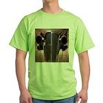 Road Rage Green T-Shirt