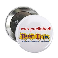 I Was Published! Button (100 pack)