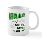 Marijuana Party Mug
