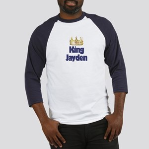 King Jayden Baseball Jersey