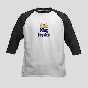 King Jayden Kids Baseball Jersey