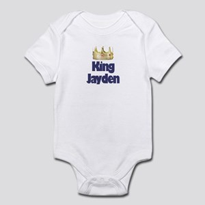 King Jayden Infant Bodysuit
