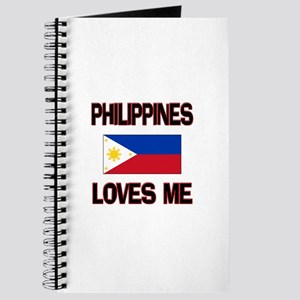Philippines Loves Me Journal