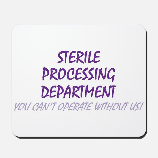 SPD Mousepad