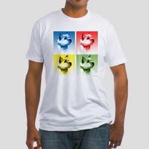 Norwich Pop Fitted T-Shirt