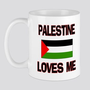 Palestine Loves Me Mug