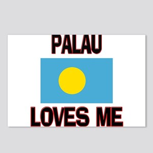 Palau Loves Me Postcards (Package of 8)