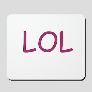 LOL Mousepad