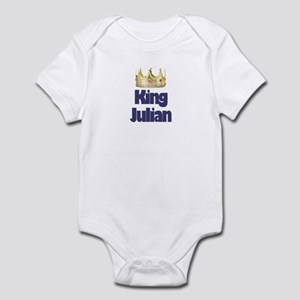 King Julian Infant Bodysuit