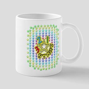 321 STARS DDR beatmania pop'n Mug