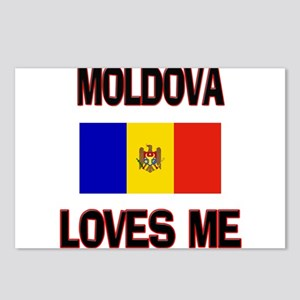 Moldova Loves Me Postcards (Package of 8)