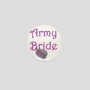 Army Bride (Tags) 2008 Mini Button
