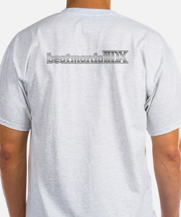 Beatmania IIDX chart uniform T-Shirt