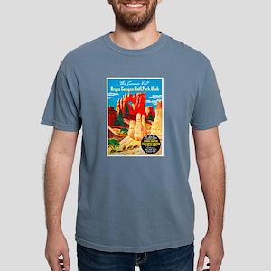 Utah Travel Poster 2 T-Shirt