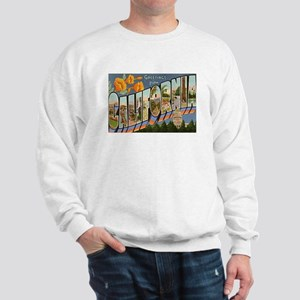 California CA Sweatshirt