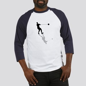 Hammer Throw Baseball Jersey