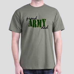 cp proud army dad green T-Shirt