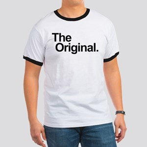 THE ORIGINAL. THE REMIX. FATHER SON GIF T-Shirt