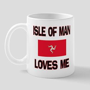 Isle Of Man Loves Me Mug